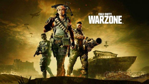 Call of Duty Warzone key art Saison 2