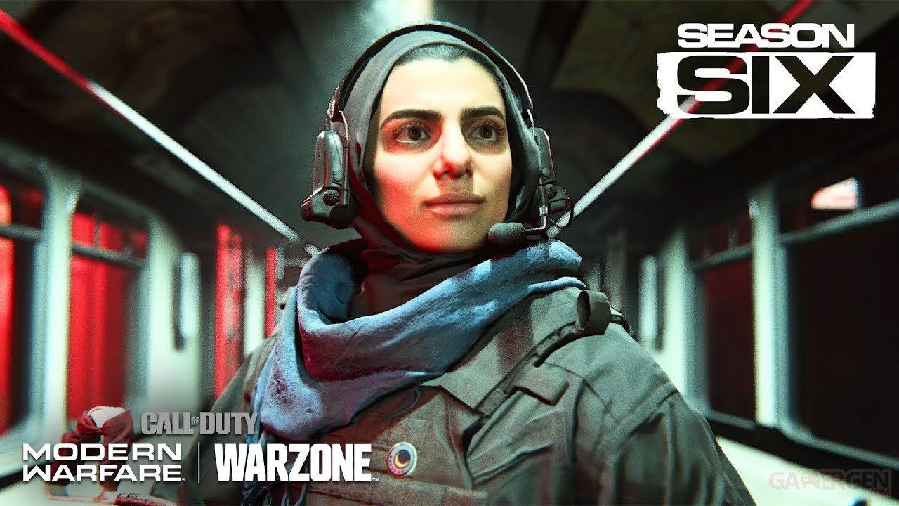 Modern Warfare et Warzone, la mise à jour 1.27 de 20,4 Go pour la Saison 6 déjà disponible sur PS4 — Call of Duty