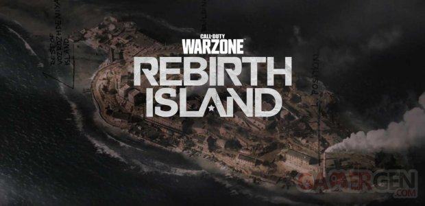 Call of Duty Warzone Rebirth Island leak