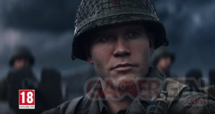 Call of Duty WWII Red