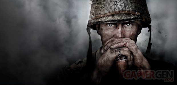 Call of Duty WWII teaser