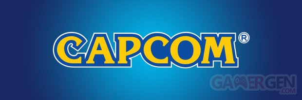 Capcom head logo banner