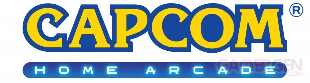 Capcom Home Arcade logo 16 04 2019