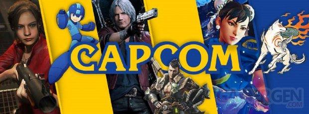 Capcom Jeux