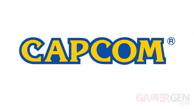 Capcom Logo Large