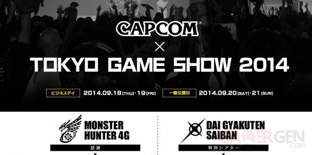 Capcom TGS 2014