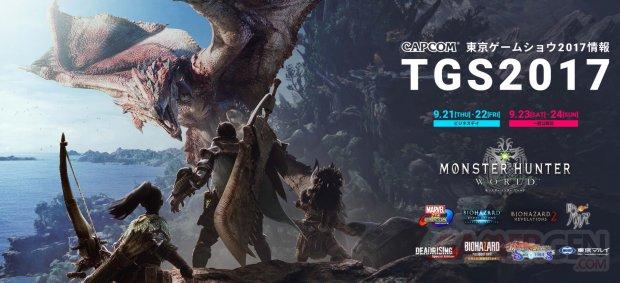 Capcom TGS 2017 Line up