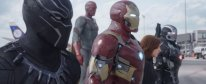 Captain America Civil War head