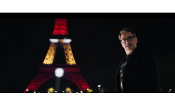 Captain America Civil War Robert Downey Jr tour eiffel