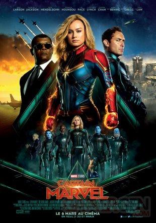 Captain Marvel poster 04 02 2019