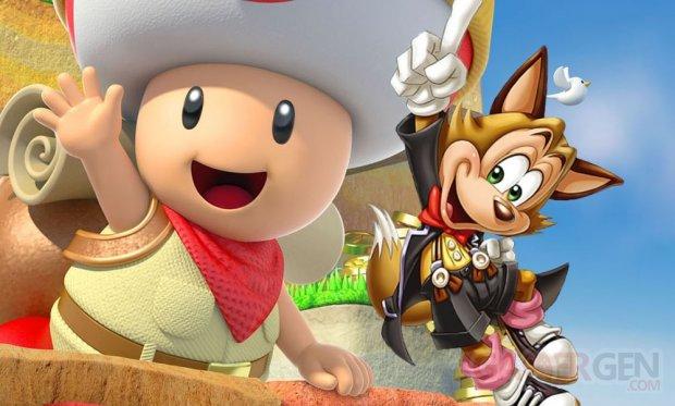 Captain Toad Treasure Tracker Famitsu