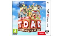 Captain Toad Treasure Tracker jaquette 3ds image