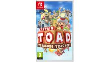 Captain Toad Treasure Tracker jaquette switch image
