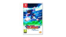 Captain Tsubasa  Rise of New Champions jaquette Switch