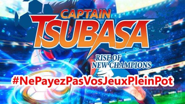 Captain Tsubasa Rise of New Champions NePayezPasVosJeuxPleinPot