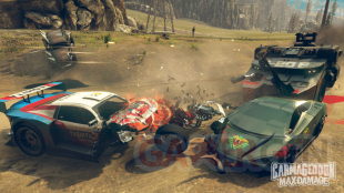 Carmageddon Max Damage image screenshot 5