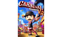 Carnival Games VR key art