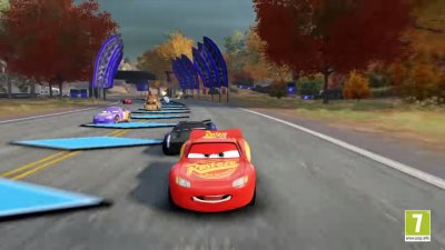 cars 3 course vers la victoire une nouvelle vid o de gameplay bien plus rapide gamergen com. Black Bedroom Furniture Sets. Home Design Ideas