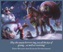 Cartes Voeux Noel 2014 Blizzard