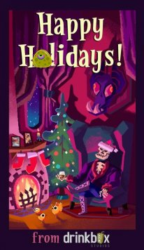 Cartes Voeux Noel 2014 Drinkbox