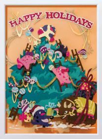 Cartes Voeux Noel 2014 Guild Wars