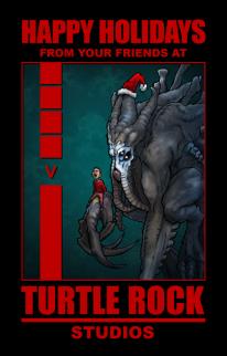 Cartes Voeux Noel 2014 Turtle Rock