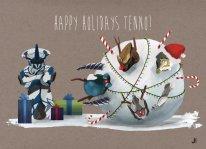 Cartes Voeux Noel 2014 Warframe
