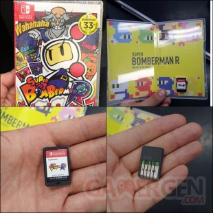 cartouche Nintendo Switch photo image