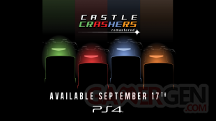 Castle Crashers Remastered ps4