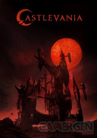 Castlevania Netflix.