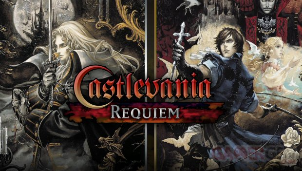 Castlevania Requiem  Symphony of The Night & Rondo of Blood test images (2)