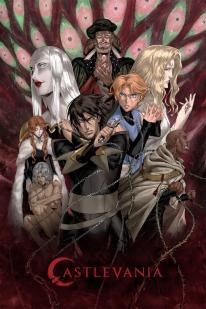 Castlevania Saison 3 poster