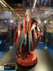 Castlevania Symphony of the Night Dracula F4F statuette vignette 03 31 10 2019.