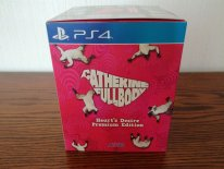 Catherine Full Body unboxing déballage collector Heart's Desire Premium Edition 04 04 09 2019