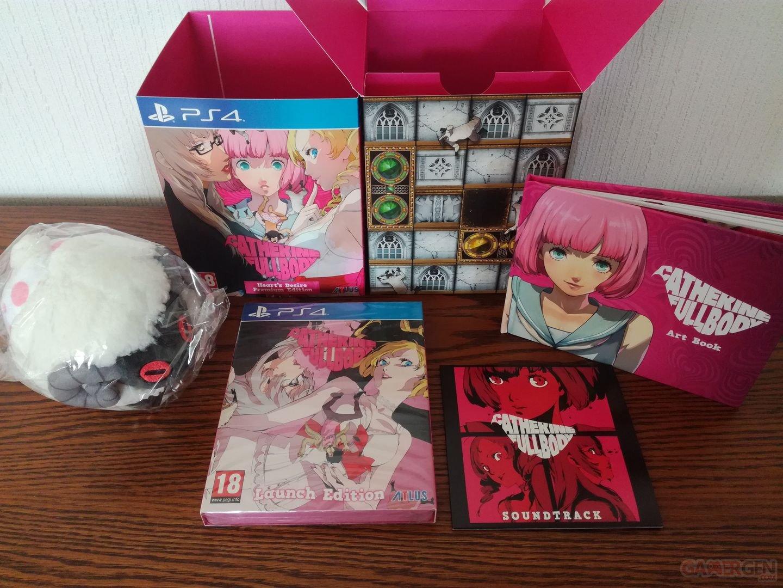 Unboxing De L Edition Heart S Desire De Catherine Full Body Un Petit Collector Rempli D Amour Gamergen Com