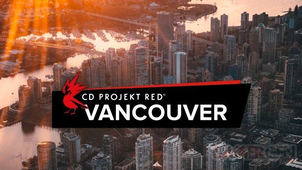 CD Projekt RED Vancouver logo