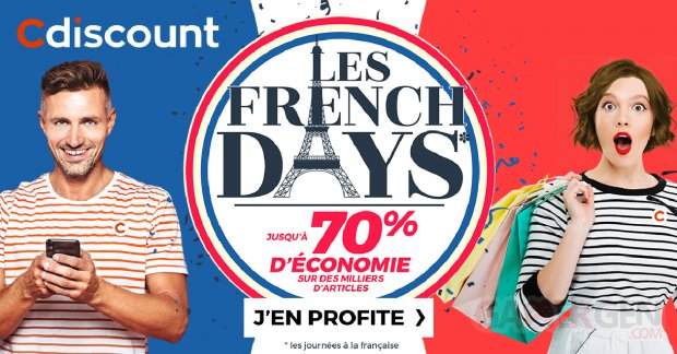 cdiscount French days 2019