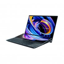 CES 2021 ASUS ZenBook Pro Duo 15 OLED UX582 Product photo (1)
