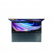 CES 2021 ASUS ZenBook Pro Duo 15 OLED UX582 Product photo (2)