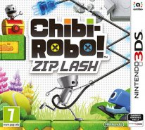 Chibi Robo Zip Lash jaquette