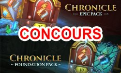 Chronicle RuneScape Legends concours (30