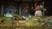 Chronicle RuneScape LumbridgeFields