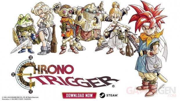 Chrono Trigger vignette 27 02 2018