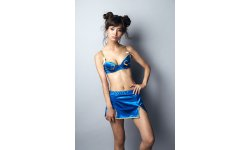 Chun Li Cammy Street Fighter Lingerie Large