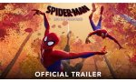 cinema spider man new generation nouvelle bande annonce film animation peter parker et miles morales