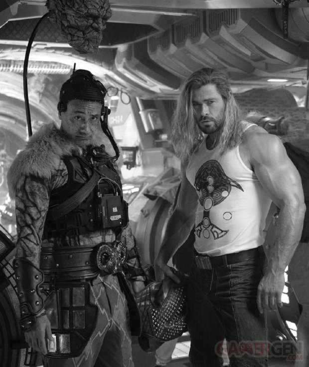CINEMA Thor Love and Thunder tournage terminé Chris Hemsworth gros muscles