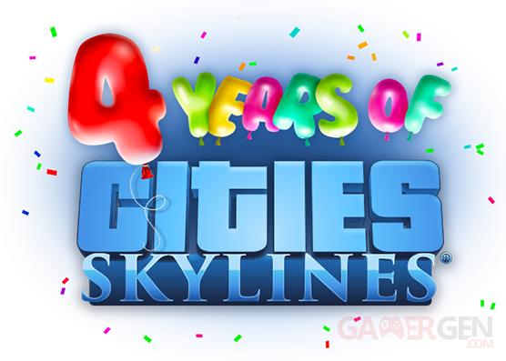 CitiesSkylines 4 Logo