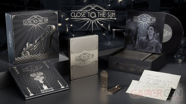Close to the Sun Collector Edition