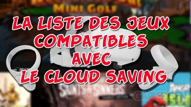 Cloud Saving Quest 2