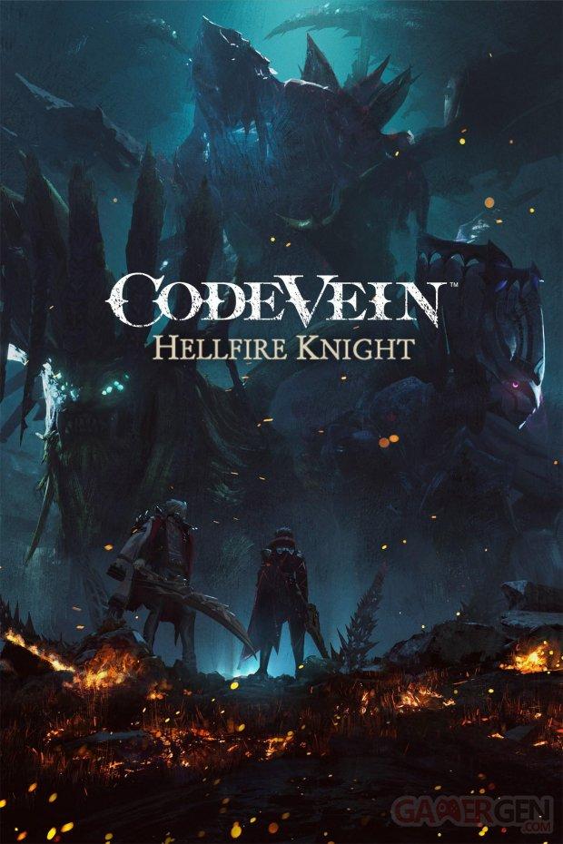 Code Vein Hellfire Knight 28 01 2020